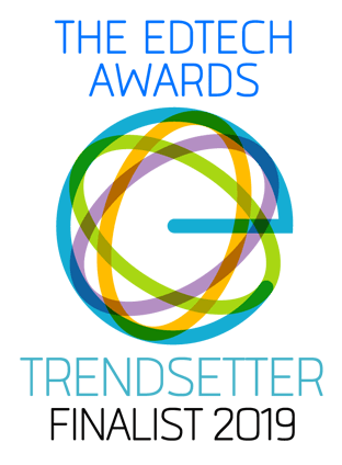 The EdTech Awards - Trendsetter Finalist 2019