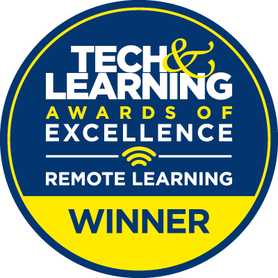 Teach & Learning Awards of Excellence | Remote Learning Winner